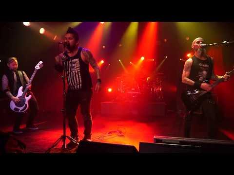 Drowning Pool - 37 Stitches + Enemy Club LA Destin Florida 09 / 12 / 2017