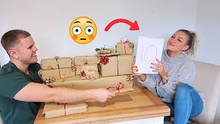 FIANCÉ RATES MY CHRISTMAS PRESENTS TO HER
