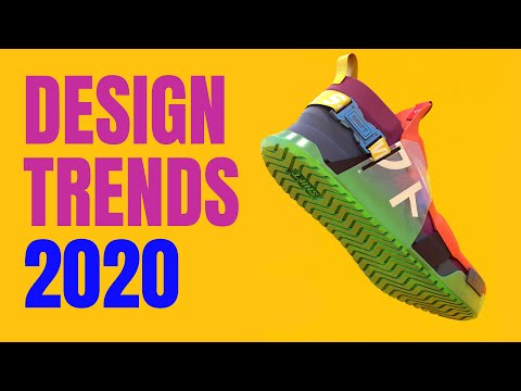 6 BIG Design Trends In 2020