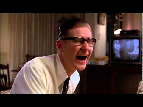 George McFly ~~ Laughi...