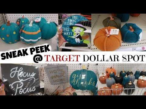 TARGET DOLLAR SPOT *FALL 2019 SNEAK PEEK!!!
