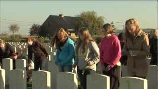 WW1 Poelcappelle Cemetery