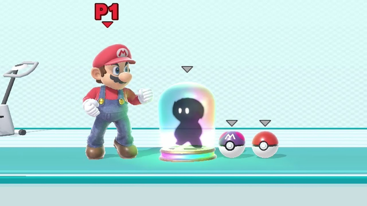 Winning a Nintendo Item Tournament