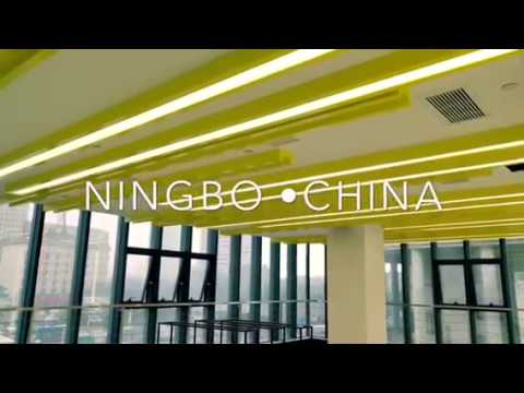 Final stage of completion:China(Ningbo) Central and Eastern Europe Youth Innovation Center