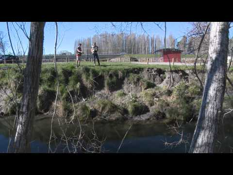 Jake Williams - Fishing In And Around Christchurch