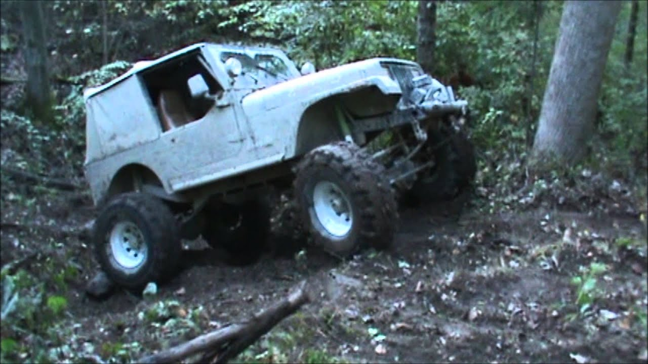 4 Cylinder Jeep Yj Beat Down