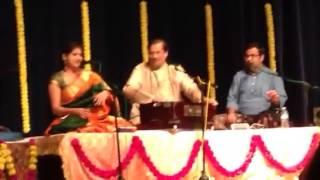 Pt Ajoy Chakraborty & Vid Kaushiki Chakraborty