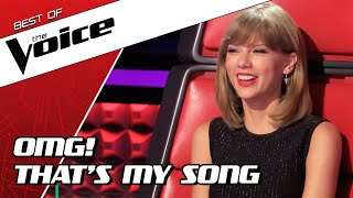 Top 10 Best Taylor Swift Covers In The Voice MP3
