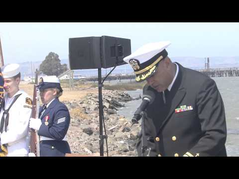 69th Commemoration of The Port Chicago Naval Magazine explosion July 20, 2013 (part 6 of 10)