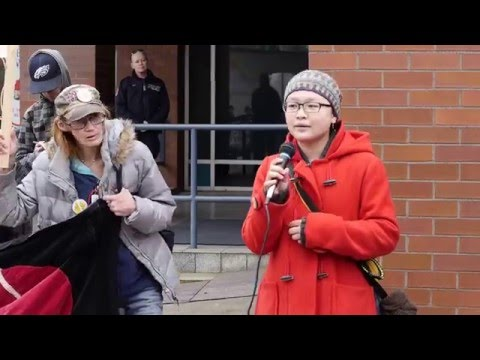 Victoria, Grassroots Women -Against Police Brutality