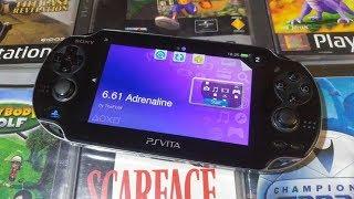 Adrenaline PSP/PS1 Emulator Setup For PS Vita (Full Guide)