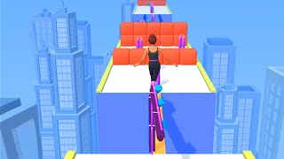 High Heels! - All Levels Gameplay Android iOS (Levels 8-12)