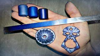 Как сделать холодное анодирование алюминия в домашних условиях