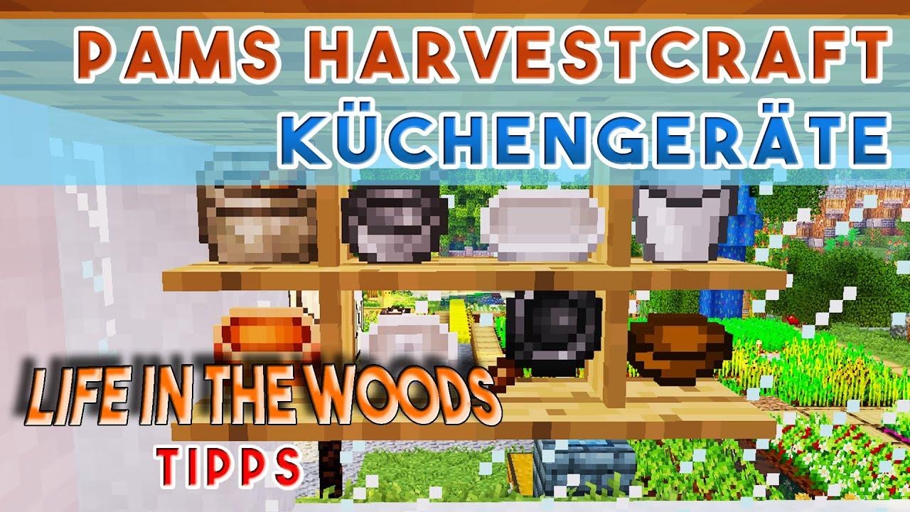 Pams Harvestcraft Werkzeuge und Küchengeräte! Kochen Grundlagen ...