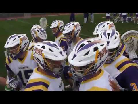 Hartwick College vs Nazareth College Men's Lacrosse 4.28.18