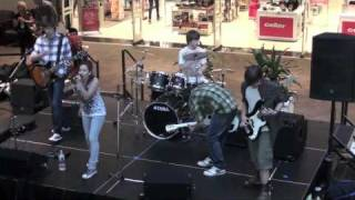 Pompitous of Love - Barracuda (Cover) Live
