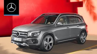 Mercedes-Benz GLB (2020): The All-New SUV