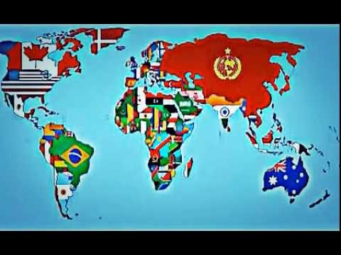 World Map 2012 2200 Hd Future Youtube