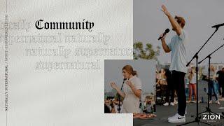 Community | Pastor Jon Krist | Zion Church 2020