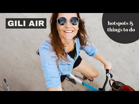 GILI AIR BALI // TRAVEL GUIDE