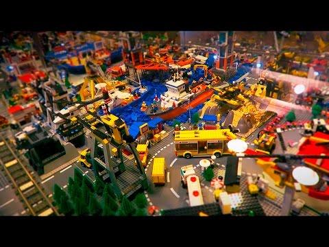 МИЛЛИОНЫ ДЕТАЛЕЙ LEGO / Музей ЛЕГО в Праге