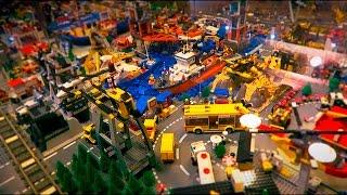 МИЛЛИОНЫ ДЕТАЛЕЙ LEGO / Музей ЛЕГО в Праге(Вместе с Rickey F мы посетили Музей Лего в Праге. Там мы увидели огромные и крутые постройки из лего, узнали..., 2016-08-09T11:11:46.000Z)