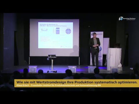 Wie Sie mit Wertstromdesign Ihre Produktion systematisch optimieren