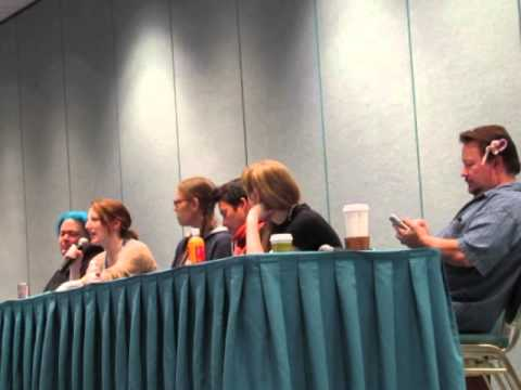 Anime Midwest All Guest Panel Part 2/2