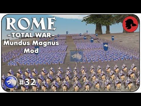 Rome: Total War – Mundus Magnus Mod   #032