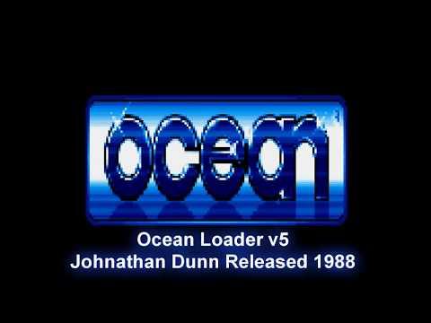 Ocean Loader v5 - (Commodore 64)