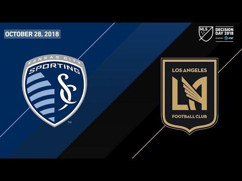 Full Highlights | 1-2 | LAFC vs. Sporting Kansas City | October 28, 2018