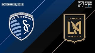 Full Highlights | 1-2 | LAFC vs. Sporting Kansas City | October 28, 2018