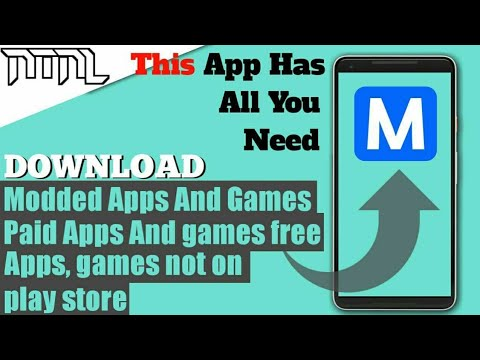 All In1 App- Download Mods,cracks,paid Apks For Android(The Best Black Market App).