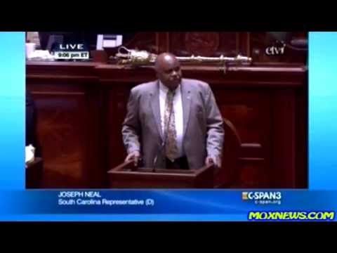 South Carolina House of Representatives Confederate Flag Debate Day 2 Part 2