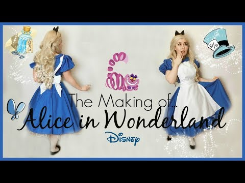 The Making Of | Disney's Alice in Wonderland