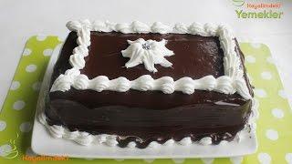 Çikolatalı Kakaolu Kolay Pasta/Pasta Tarifleri