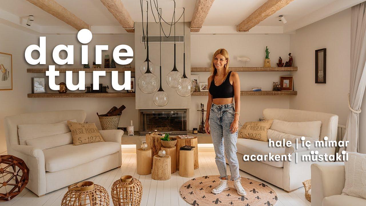 Download Daire Turu: Hale'nin Acarkent'teki Zevkli Müstakil Evi