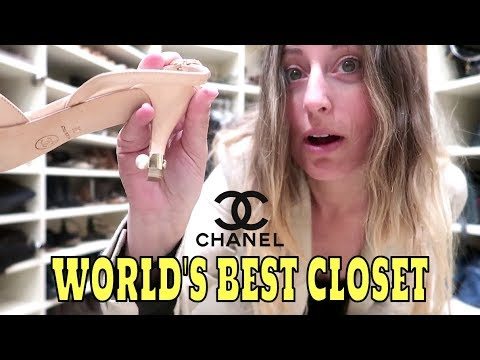 SHOPPING IN MY MOM'S CLOSET | A DAY IN MY LIFE | LIFE WITH JACKIE FAMILY VLOGS