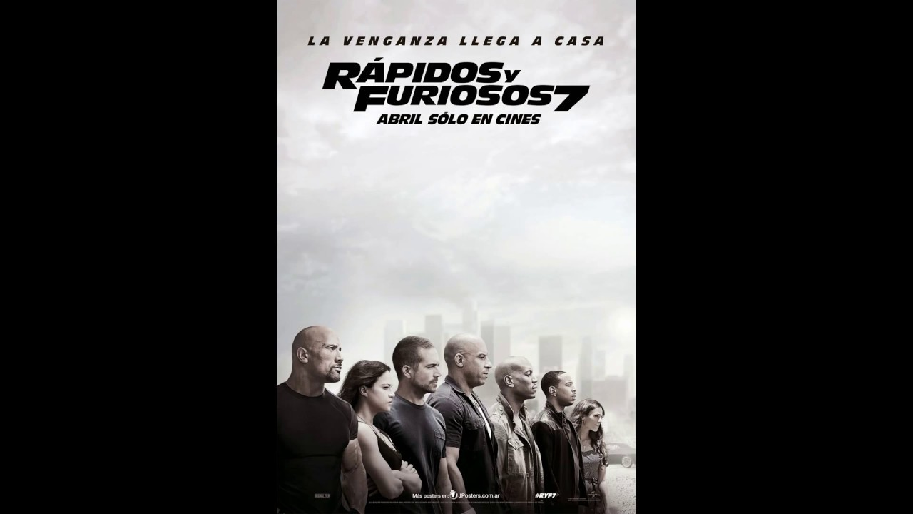 Fast And Furious 7 Online Gratis Castellano