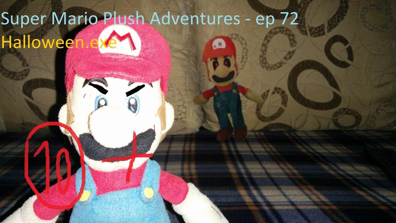 mario plush adventures meet susie