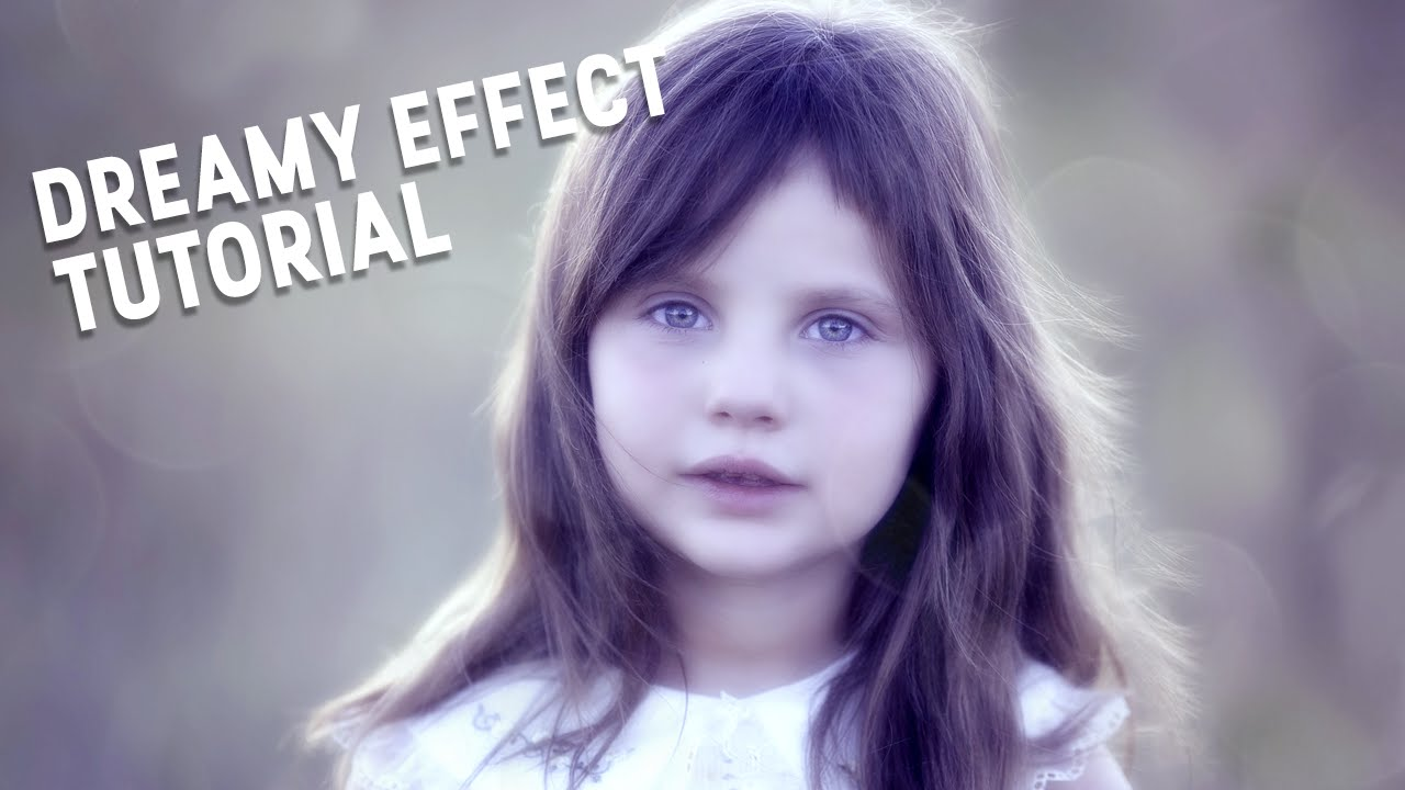 Dreamy glow effect photoshop tutorial youtube baditri Image collections