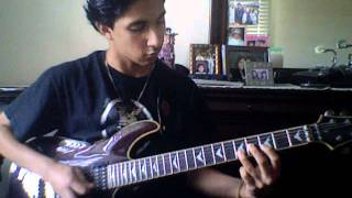 Falling In Reverse - Raised By Wolves (Guitar Cover By Danny Gomez)