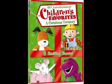 Hit Entertainment Children's Favorites: A Christmas Treasure (2004)