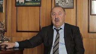 Футбольный тренер Валерий Газаев: спорт помогает лучше всех лекарств