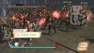 Dynasty Warriors 7: Xtreme Legends - Gameplay Video (PS3)