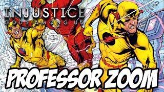 Professor Zoom MOD - Injustice Ultimate Edition PC