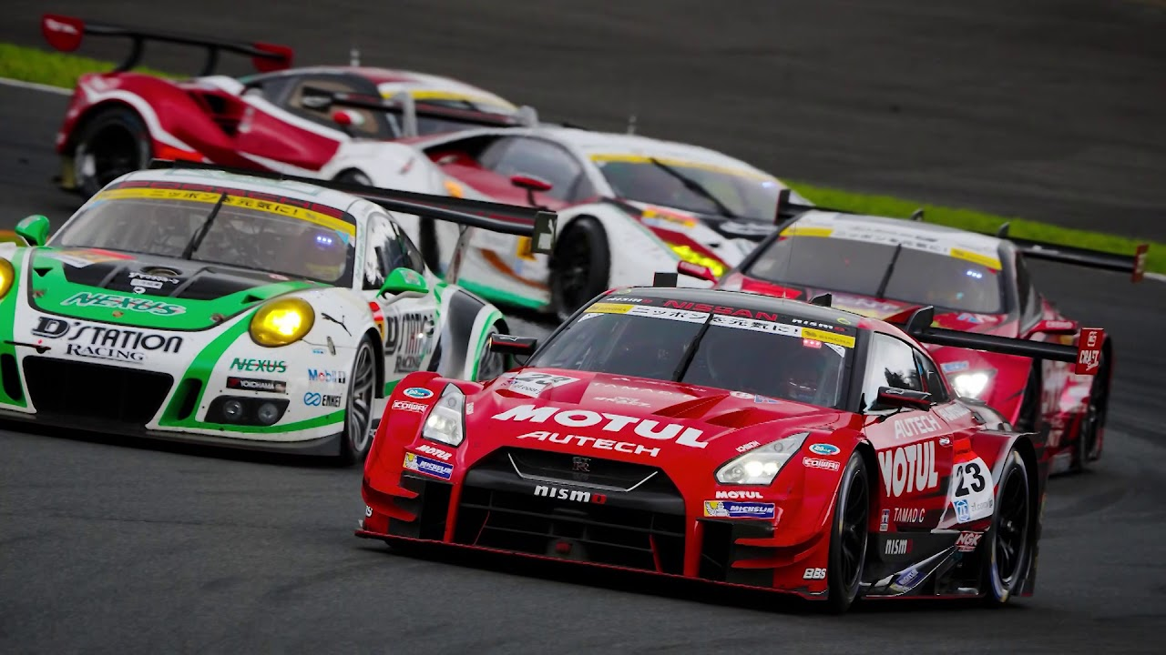 What Is Super Gt The Cars Series Explained