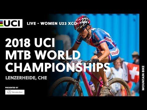 2018 UCI Mountain Bike World Championships presented by  Mercedes-Benz–Lenzerheide(CHE)/Women U23 XCO