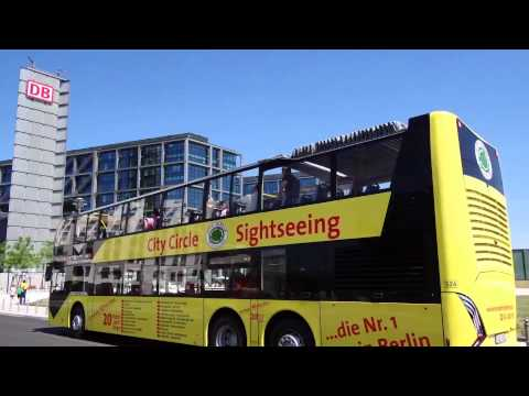 Hop-On Hop-Off Bus Tour - Video