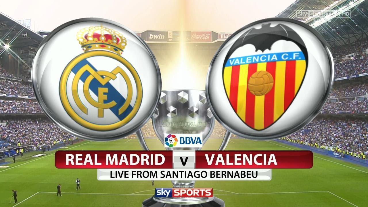 Nhận định bóng đá trận Real Madrid vs Valencia: Tiếp đà chiến thắng